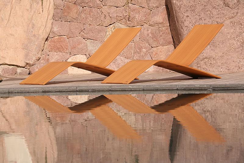 la chaise longue en bois pour piscine, jardin, bain soleil ... - Chaise Longue Jardin Bois